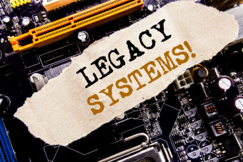 Data Integration with Legacy Systems