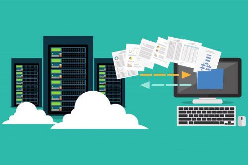 PDF files data integration